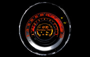Fiat 500 instrument cluster by MAGNETI MARELLI